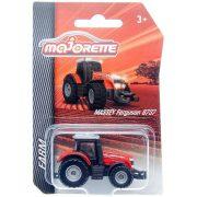 Majorette Farm kisautók - Massey Ferguson 8737 traktor
