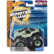 Hot Wheels Monster Jam kisautók kilapítható gumiautóval - Soldier Fortune