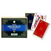 President Bridge kártya 2x55 lap