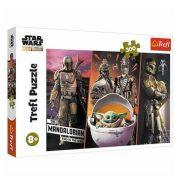 Trefl 23002 Star Wars puzzle - Rejtélyes Baby Yoda (300 db)