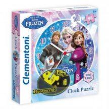 Clementoni 23021 Óra puzzle - JÉGVARÁZS (96 db-os)