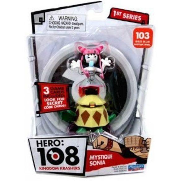 Hero108 figura szortiment MYSTIQUE SONIA 104