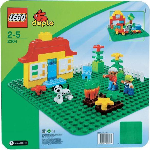 LEGO DUPLO 2304 Nagy zöld építőlap