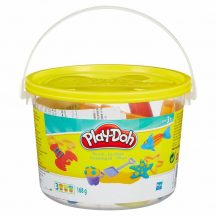Play-Doh Mini vödör gyurmakészlet - SÁRGA