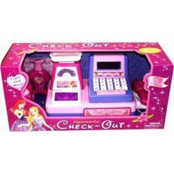 Modern, lila pénztárgép