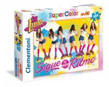 Clementoni 23980 Super Color Maxi puzzle - Soy Luna (104 db-os)