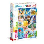 Clementoni 24204 SuperColor Maxi Puzzle - Disney Ideje táncolni (24db)