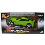 New Bright Távirányítós autó 1:24-es méretaránnyal - CORVETTE STINGRAY (zöld)