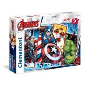 Clementoni 24459 SuperColor Maxi Puzzle - Bosszúállók (24db-os)