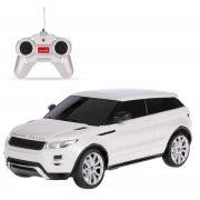 Rastar 46900 Távirányítós autó 1:24-es méretaránnyal - Range Rover Evoque (fehér)