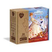 Clementoni 24773 Play for Future puzzle - Jégvarázs 2 (2x20 db)