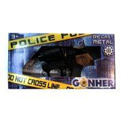 Police Colt patronos játékpisztoly (13 cm)