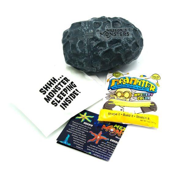 Mad Mattr Meteor Monsters - Meglepetés meteor szörnyek gyurmával (1. széria)
