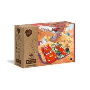 Clementoni 25254 Play for Future puzzle - Verdák (3x48 db)