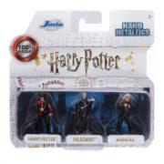 Jada Harry Potter nano fémfigura szett - Harry Potter, Voldemort és Peter Pettigrew