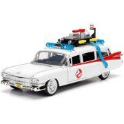 Jada Ghostbusters fém autómodell - ECTO-1 (1:24)