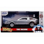 Jada Hollywood Rides Vissza a jövõbe 2 - DeLorean DMC Time Machine