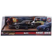 Jada Hollywood Rides Knight Rider fém autómodell - K.I.T.T. (1:24)