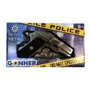 Police Elite patronos játékpisztoly (16 cm)