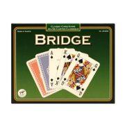 Bridge römikártya (2 x 55 lap)
