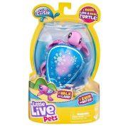 Little Live Pets Úszkáló kisteknős - Snowbreeze