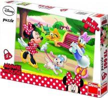 Dino 34330 XL Disney puzzle - Minnie egér (100 db-os)