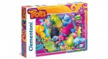 Clementoni 26958 Super Color puzzle - Trollok (60 db-os)