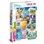 Clementoni 26992 SuperColor Puzzle - Disney Ideje táncolni (60db)