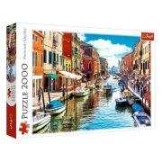 Trefl 27110 Premium Quality puzzle - Murano sziget, Velence (2000 db)