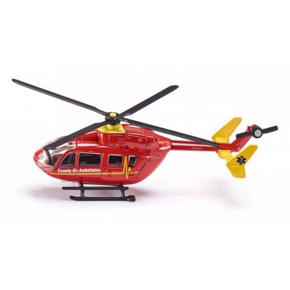 SIKU 1647 Mentőhelikopter