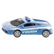 SIKU 1405 Lamborghini Gallardo rendőrautó