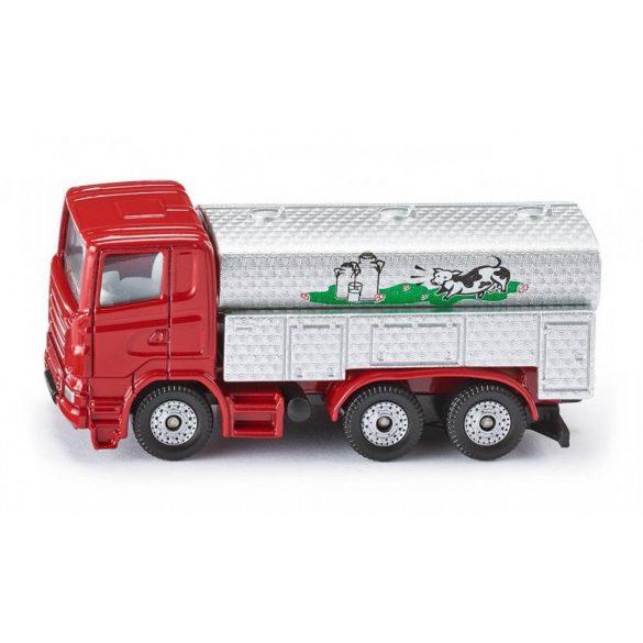 SIKU 1331 Tejszállító teherautó