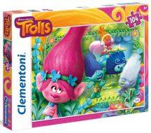 Clementoni Super Color puzzle - Trollok (104 db-os) 27961