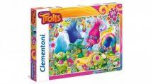 Clementoni puzzle - Trollok (104 db-os) 27967