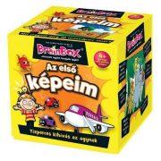 BrainBox Az Első képeim társasjáték