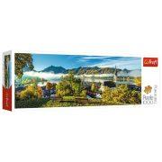 Trefl 29035 Panoráma puzzle - Schliersee tó, Németország (1000 db)