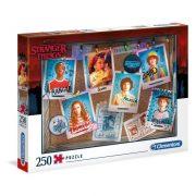 Clementoni 29103 Netflix Puzzle - Stranger Things (250 db)