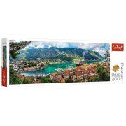 Trefl 29506 Panoráma puzzle - Kotor, Montenegro (500 db)