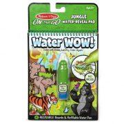 Melissa & Doug Rajzolás vízzel - Dzsungel