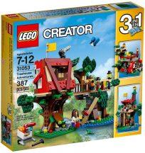 LEGO Creator 31053 Kalandok a lombházban