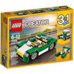 LEGO Creator 31056 Zöld cirkáló
