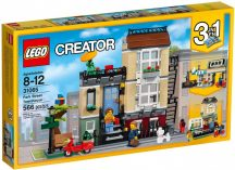 LEGO Creator 31065 Kertvárosi villa