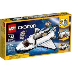 LEGO Creator 31066 Űrsikló felfedező