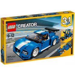 LEGO Creator 31070 Turbó versenyautó