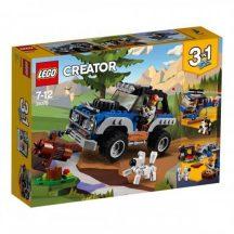 LEGO Creator 31075 Messzi kalandok