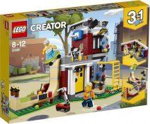 LEGO Creator 31081 Moduláris korcsolyapálya