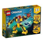 LEGO Creator 31090 Víz alatti robot