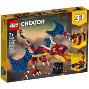 LEGO Creator 31102 Tûzsárkány