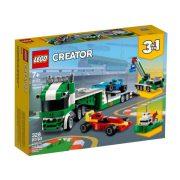 LEGO Creator 31113 Versenyautó szállító
