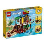 LEGO Creator 31118 Tengerparti ház szörfösöknek